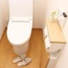 家庭のトイレ